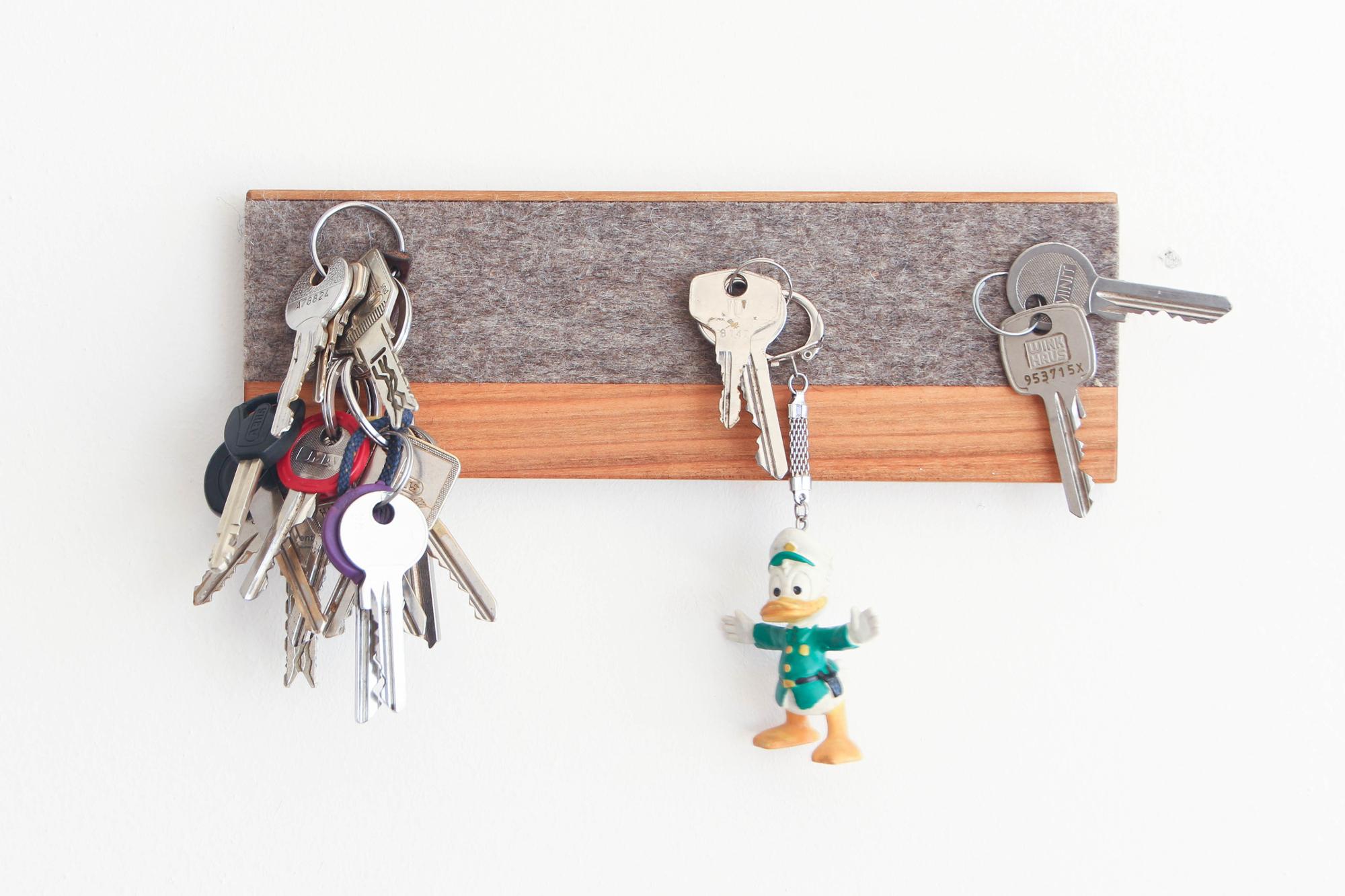 Schlüsselgarderobe